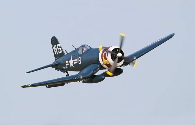 Arrows F4U Corsair