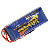 Digi-Power Lipo Receiver Pack 1600 mAh battery