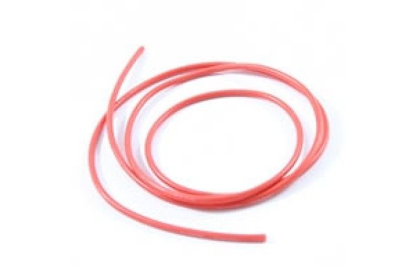 14awg Silicon wire 1m Red