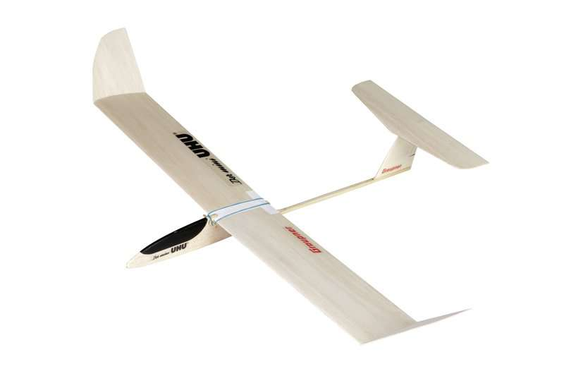 Free Flight Glider Der Mini UHU 4315 725mm
