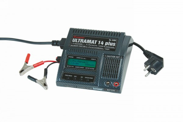 Graupner Ultramat 14 Plus Charger