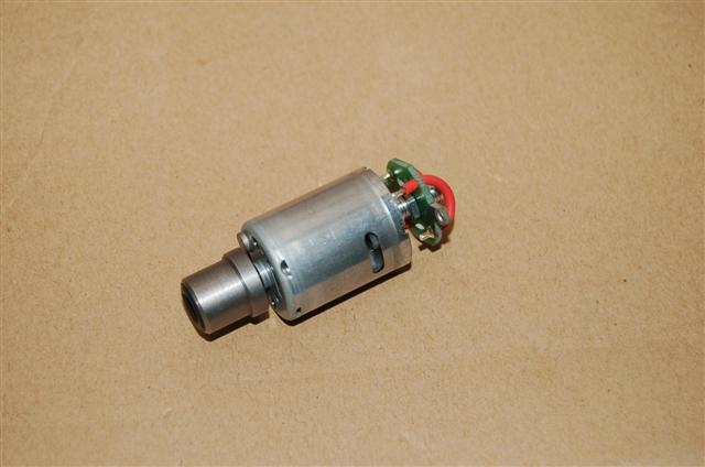 Replacement starter motor (New type P-100Rx180Rx