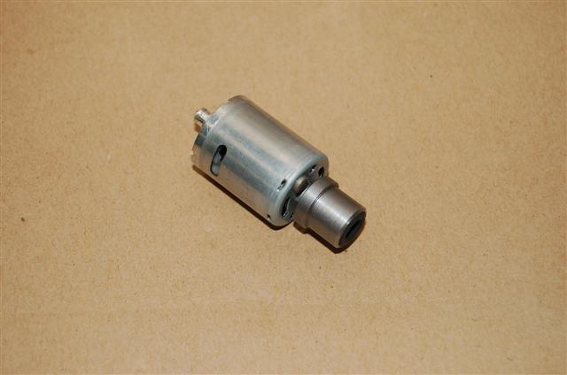 Replacement starter motor