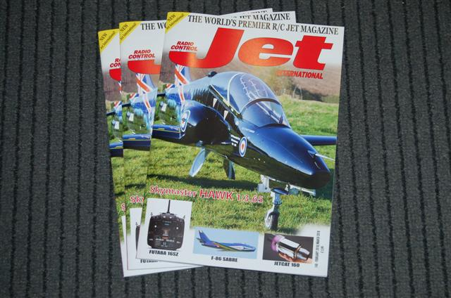 Radio Controlled Jet International (RCJI)