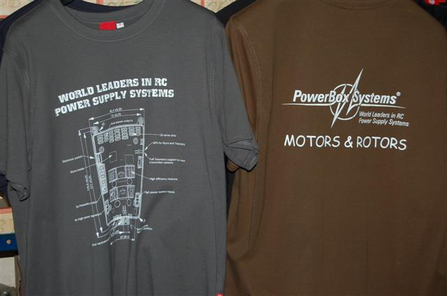 T Shirts various sizes and colour