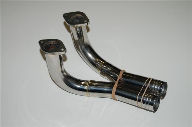 Zimmermann DA 170 Headers 85mm drop