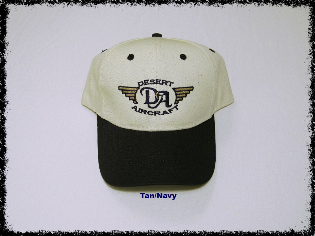 Desert Aircraft Sports Cap