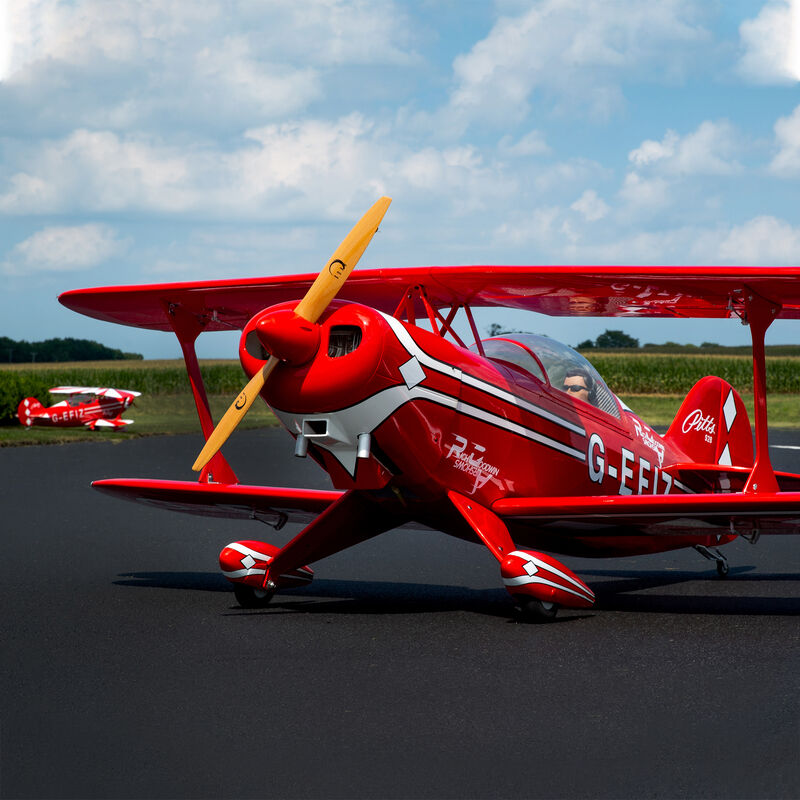 Hangar 9 Pitts 2-2B 50-62cc