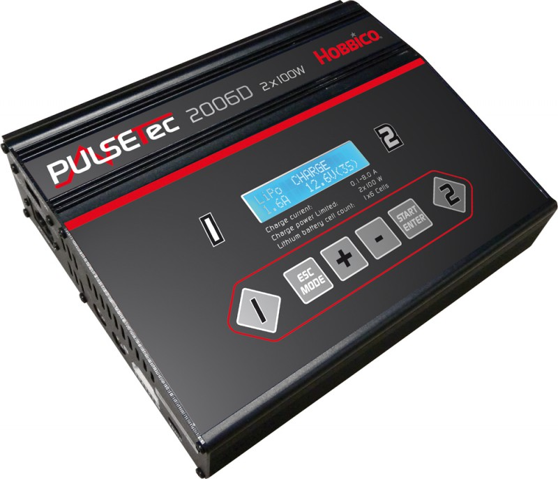 Hobbico PulseTec 20060 Charger