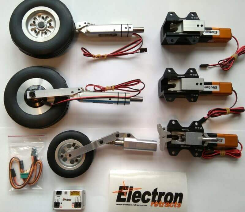 Electron ER50 set B with RB45