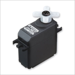JR DS361 - 3.1Kg/0.15S Plastic-Geared Digital Servo