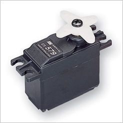JR ES579 - 8.3Kg/0.23s High-Torque Std Servo