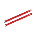 Hook and Loop Strap XL - Red