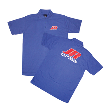JR DMSS Logo Polo Shirt