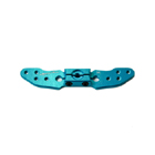 Hitec 2.5(M3) Offset Arm (Blue)