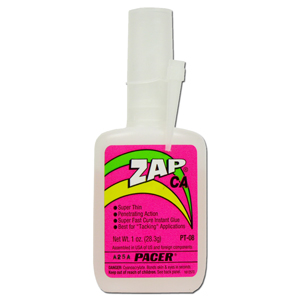 ZAP ca super thin (Pink / PT-08)