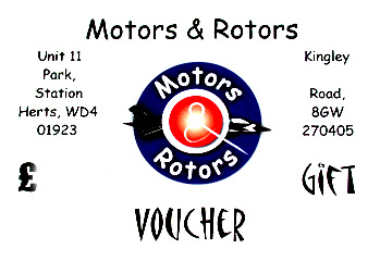 Gift Vouchers - Click Image to Close