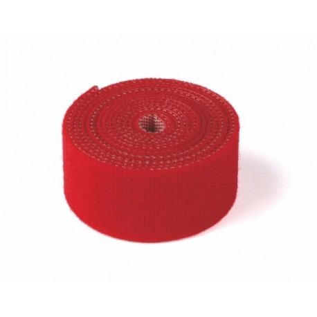 Velcro strapping 1m Red or Black