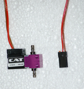 Jetcat Electronic Shut off Valve Fuel or Gas