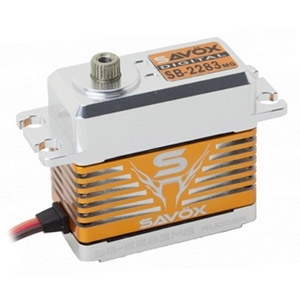 Full range of Savox servos to order