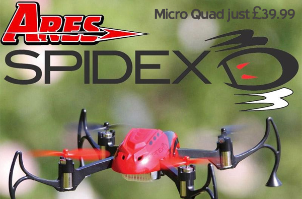 spidex quad