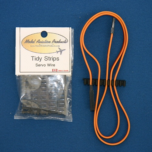 Tidy Strips - Servo Wire